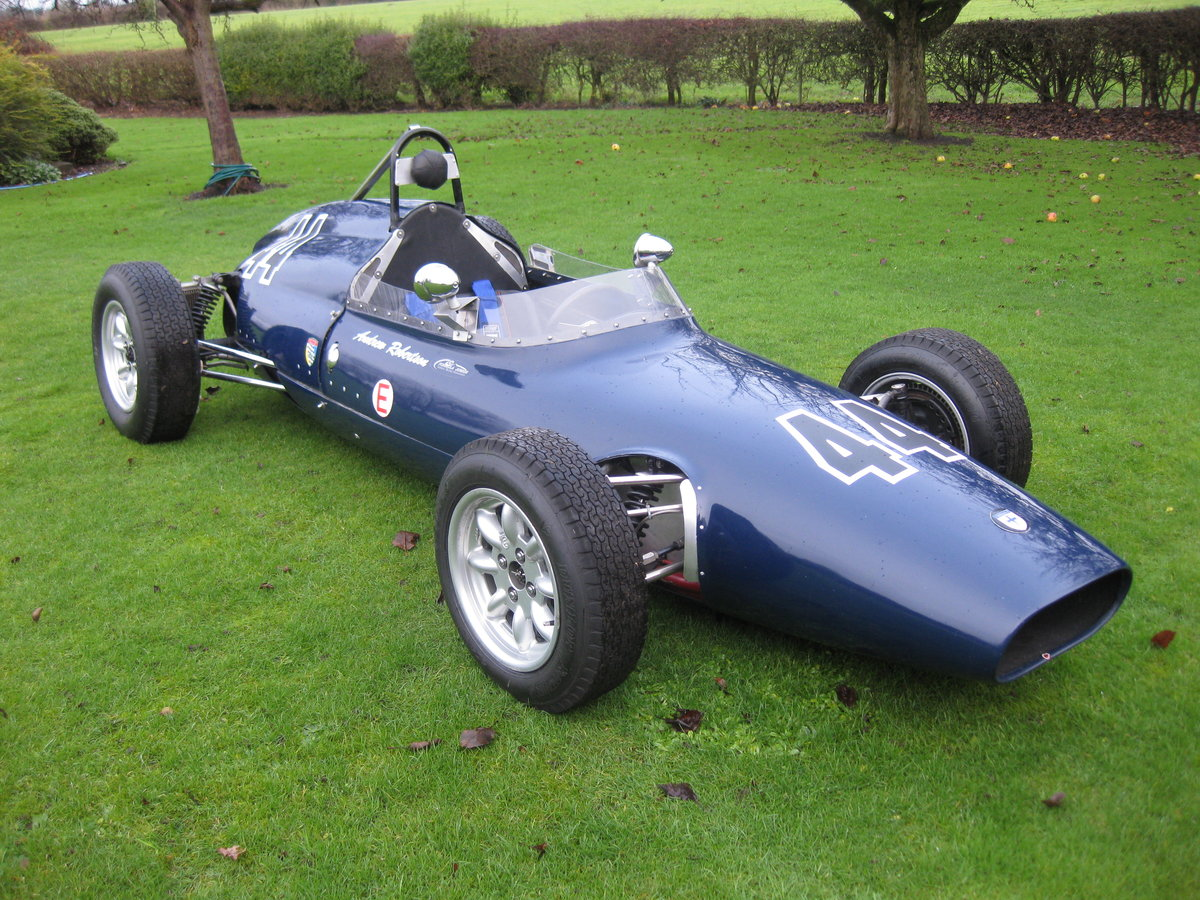 1960 Crossle 4F For Sale (picture 2 of 6)