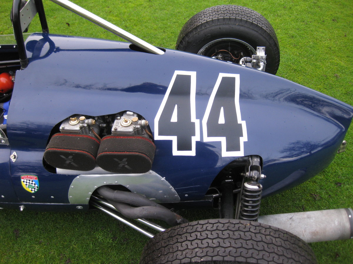 1960 Crossle 4F For Sale (picture 3 of 6)