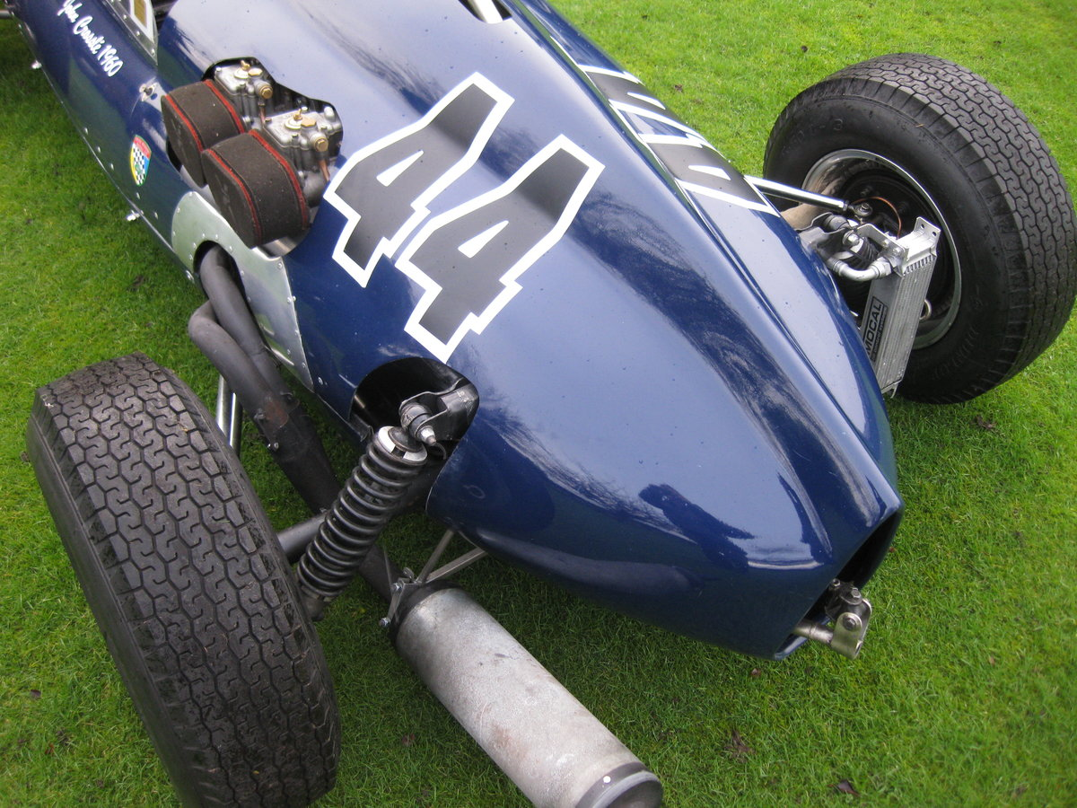 1960 Crossle 4F For Sale (picture 4 of 6)