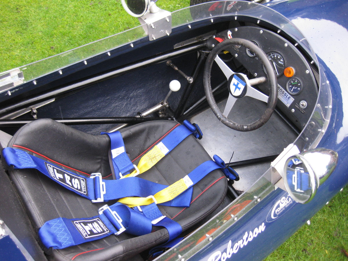 1960 Crossle 4F For Sale (picture 5 of 6)