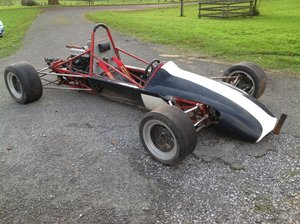 1983 Crossle 55F Single Seater