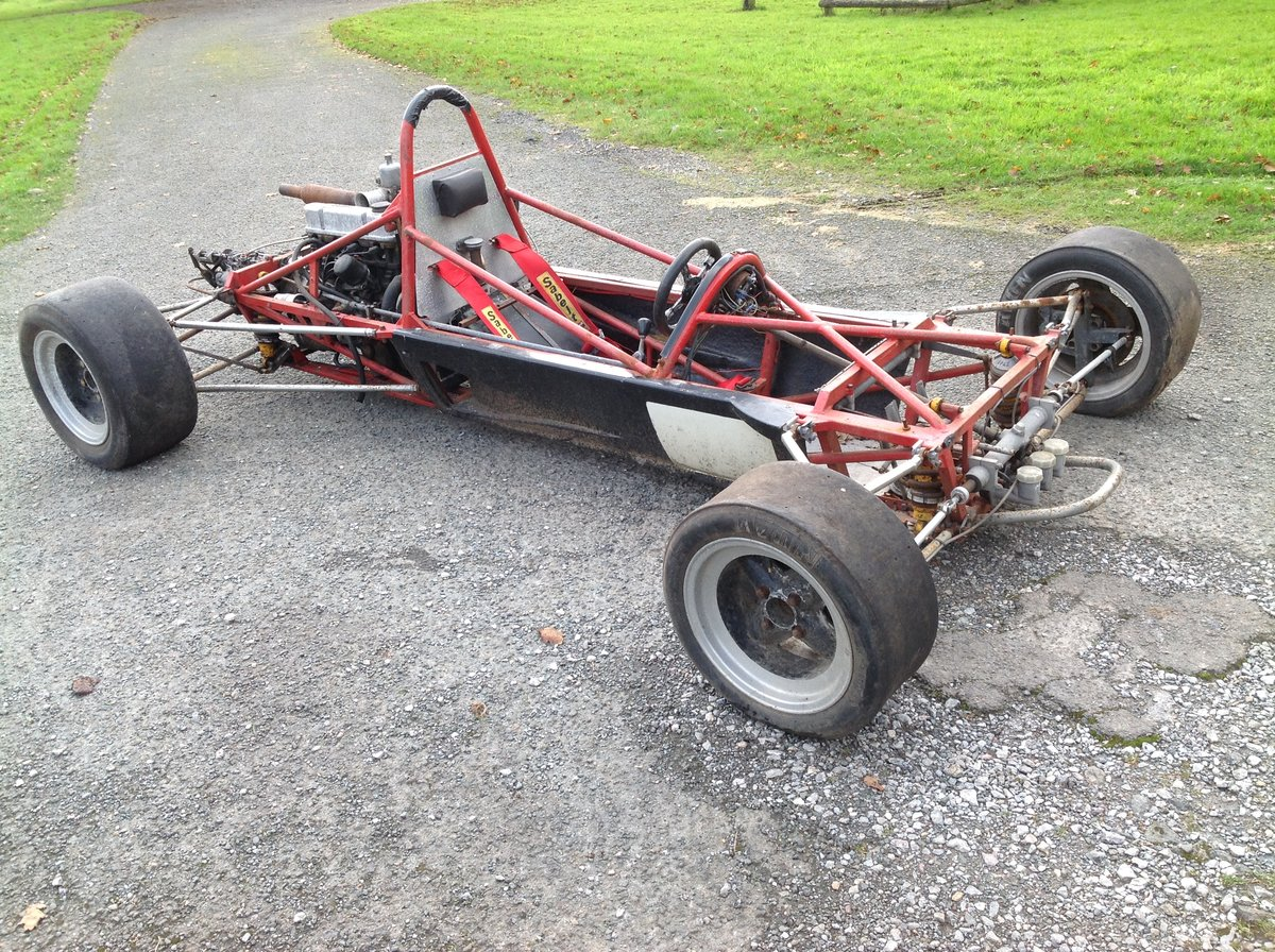 1983 Crossle 55F Single Seater For Sale (picture 2 of 6)