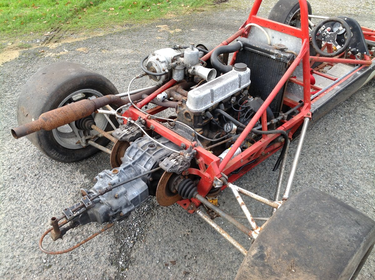 1983 Crossle 55F Single Seater For Sale (picture 3 of 6)