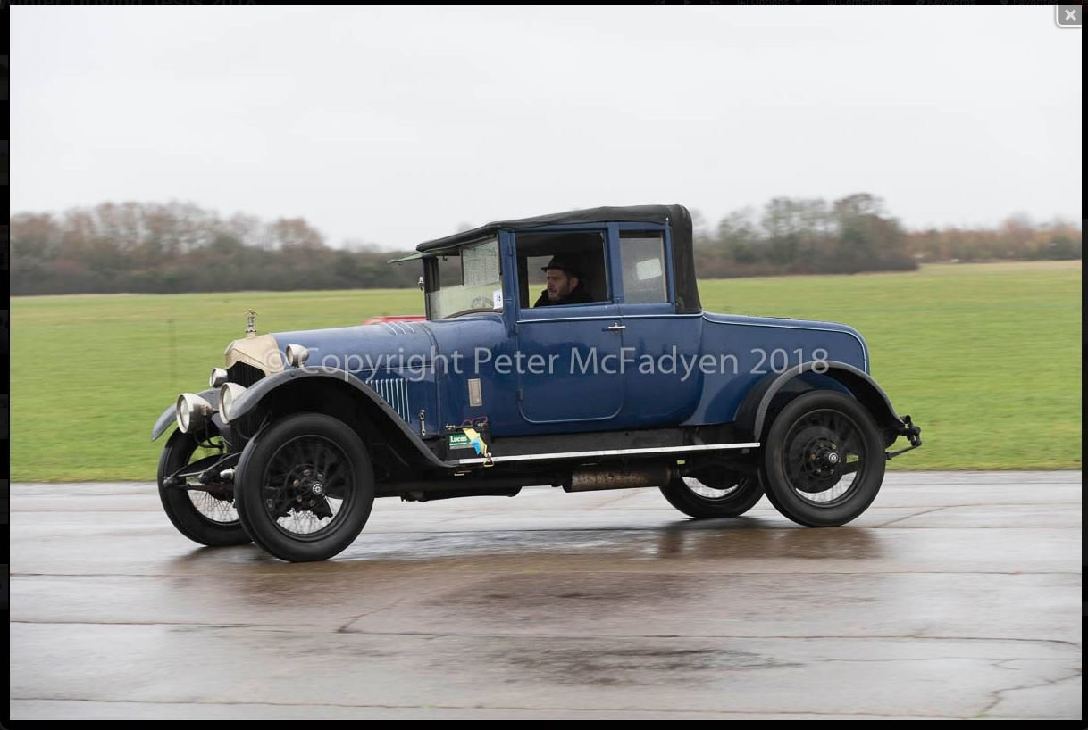 1924 Crossley bodied Dr's Coupe SOLD (picture 6 of 6)