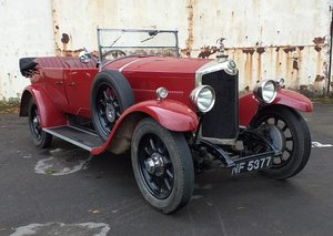 1927 Crossley 20.9HP For Sale by Auction