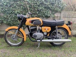 1977  CZ 125 Sport