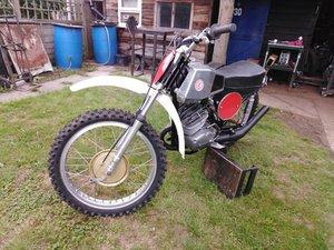 CZ 250 Motocross Recently Built