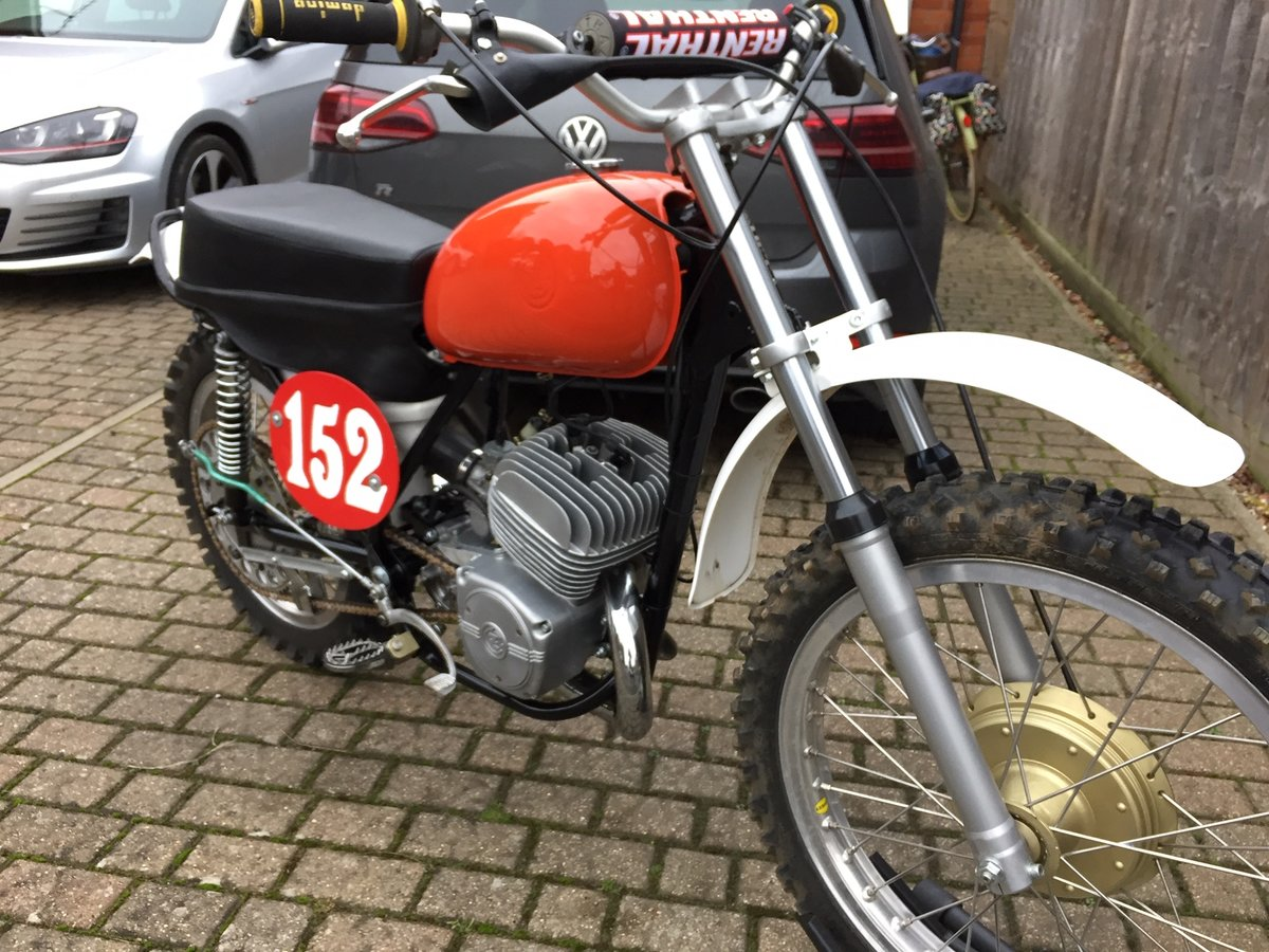 1972 CZ 250 Motocross For Sale (picture 3 of 3)