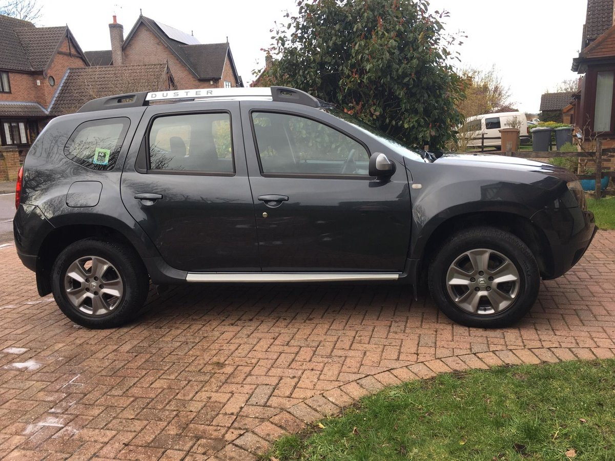2015 Dacia Duster 4X4 - 44k miles For Sale (picture 3 of 6)