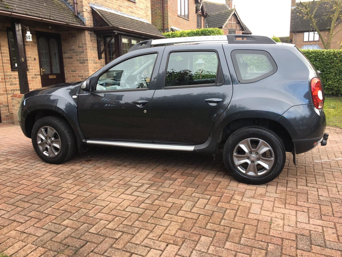 2015 Dacia Duster 4X4 - 44k miles For Sale (picture 4 of 6)