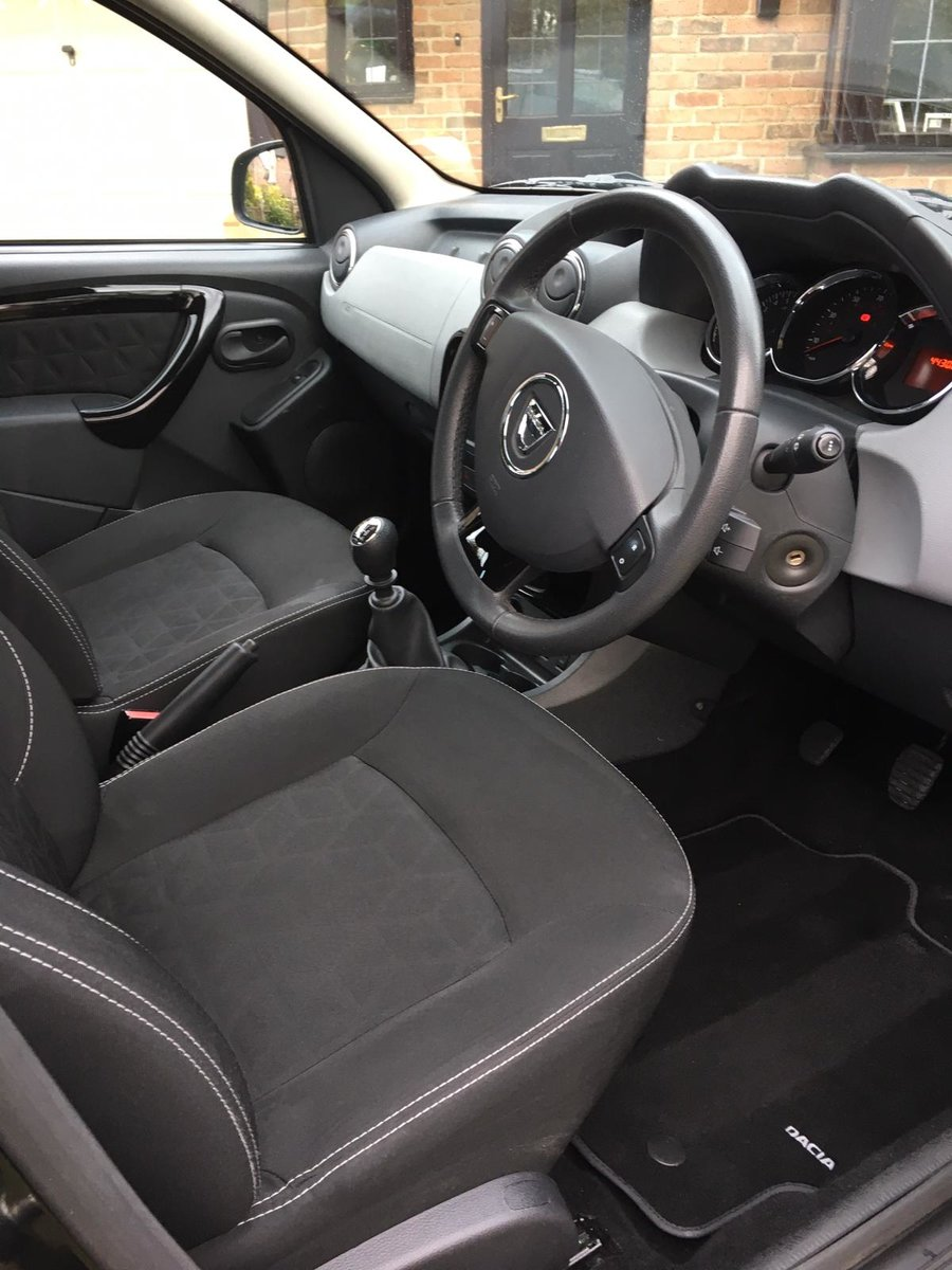 2015 Dacia Duster 4X4 - 44k miles For Sale (picture 5 of 6)