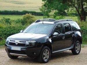2013 LHD.. Dacia Duster 1.5 DCi Prestige.. Top Spec.. Low Miles..