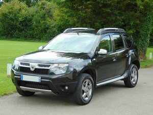 2013 LHD.. Dacia Duster 1.5 DCi Prestige.. Top Spec.. Low Miles.. SOLD