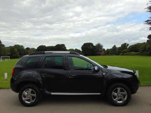 Picture of 2013 Left Hand Drive.. Dacia Duster Prestige 1.5 DCi.. Low Miles SOLD