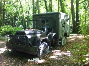 1957 DAF YA126 1950's. Military field ambulance. 4x4 For Sale
