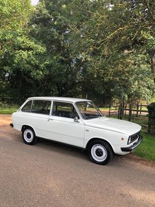 1972 Daf 66 Estate excellent condition