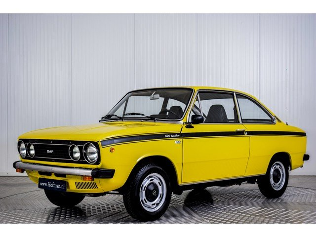 1973 DAF 66 coupe Marathon For Sale (picture 1 of 6)