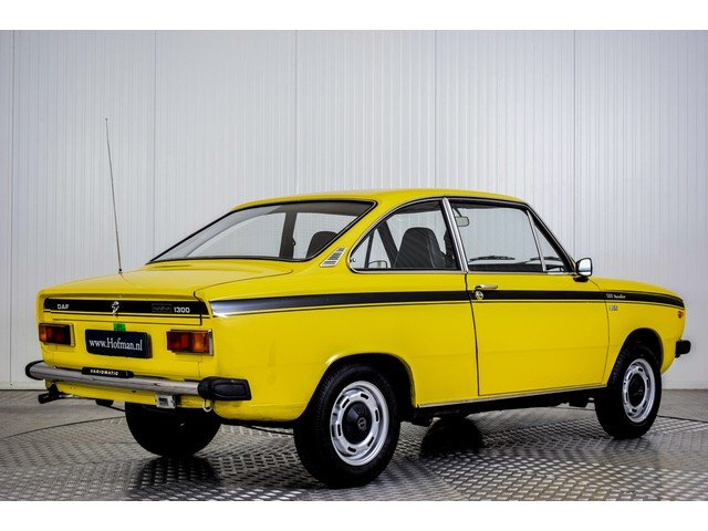 1973 DAF 66 coupe Marathon For Sale (picture 2 of 6)