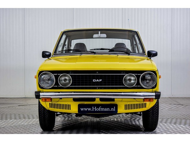 1973 DAF 66 coupe Marathon For Sale (picture 3 of 6)
