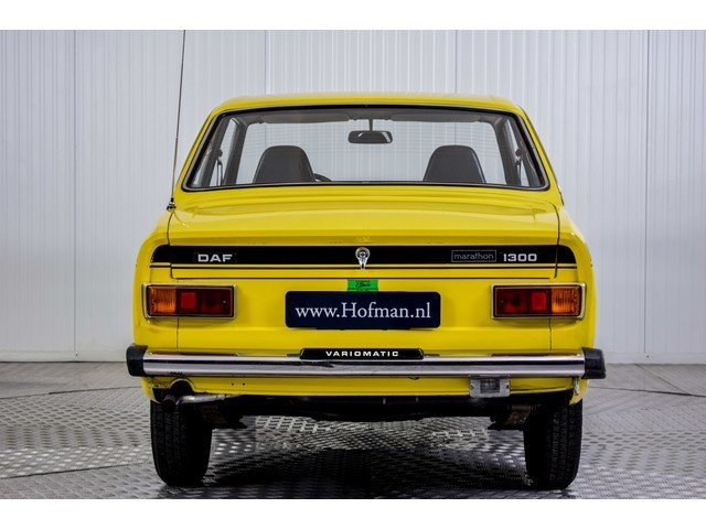 1973 DAF 66 coupe Marathon For Sale (picture 4 of 6)