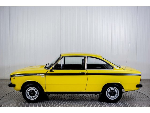 1973 DAF 66 coupe Marathon For Sale (picture 5 of 6)