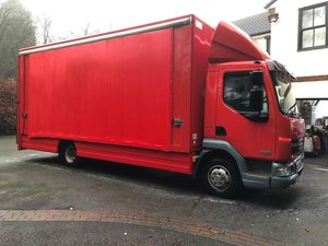 £15,000 + VAT : 2008 DAF 220bhp 7500 TON CAR TRANSPORTER For Sale