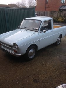 1971 Daf 33 Pickup Very Rare For Sale