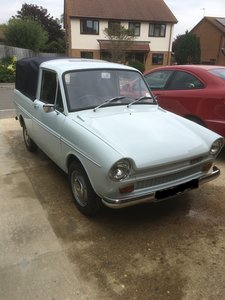 1971 Rare Daf 33 Pickup For Sale