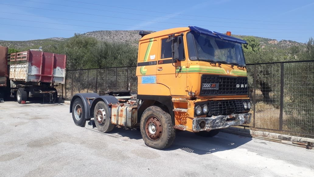 1986 Daf 3300 ATI For Sale (picture 1 of 6)