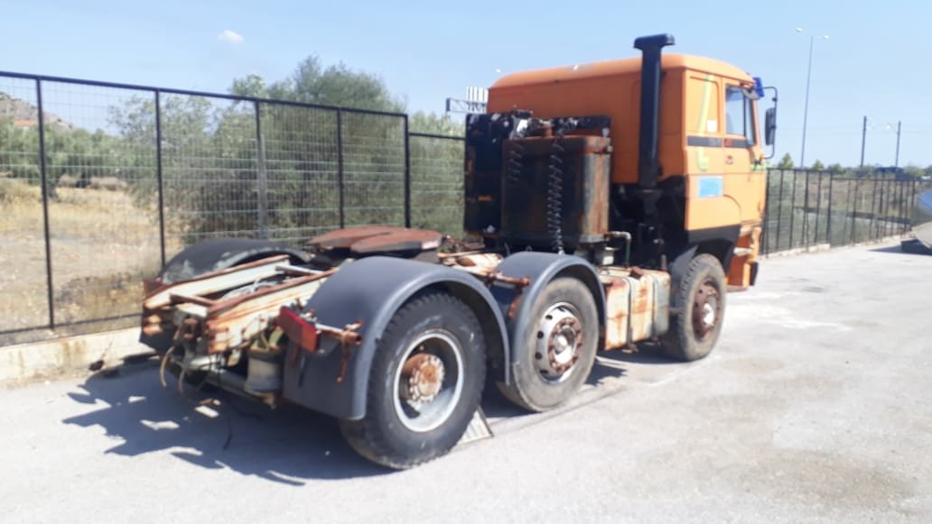 1986 Daf 3300 ATI For Sale (picture 2 of 6)