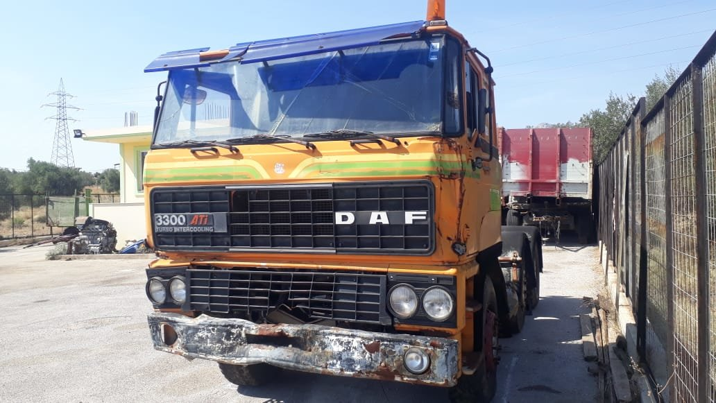 1986 Daf 3300 ATI For Sale (picture 4 of 6)
