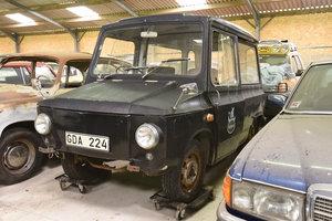 Picture of 1969 Kalmar Tjorven – Swedish post van with DAF engine