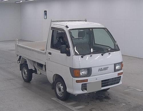 1998 DAIHATSU HIJET CLIMBER TIPPER 4 WHEEL DRIVE * 4X4 DUMP TRUCK For Sale (picture 2 of 6)