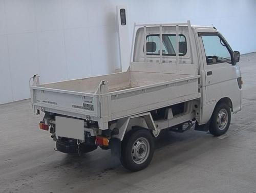1998 DAIHATSU HIJET CLIMBER TIPPER 4 WHEEL DRIVE * 4X4 DUMP TRUCK For Sale (picture 4 of 6)