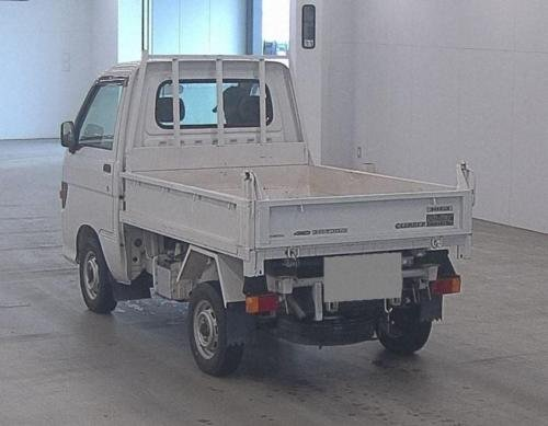 1998 DAIHATSU HIJET CLIMBER TIPPER 4 WHEEL DRIVE * 4X4 DUMP TRUCK For Sale (picture 5 of 6)