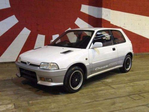 1997 DAIHATSU CHARADE CHARADE GTi DE TOMASO G201S For Sale (picture 1 of 6)