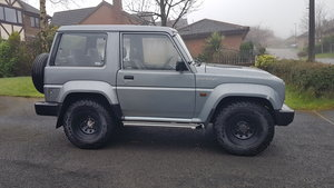 1994 Daihatsu Fourtrak SWB Rocky Independent Rare Retro 4X4 SOLD