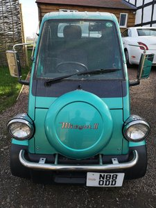 1996 Daihatsu Midget 2; once seen, never forgotten!