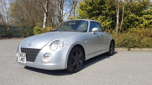 2004 Daihatsu Copen Convertible Turbo Project Kei Car