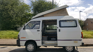 1996 Daihatsu devon hi jet campervan , only 6000 mles For Sale