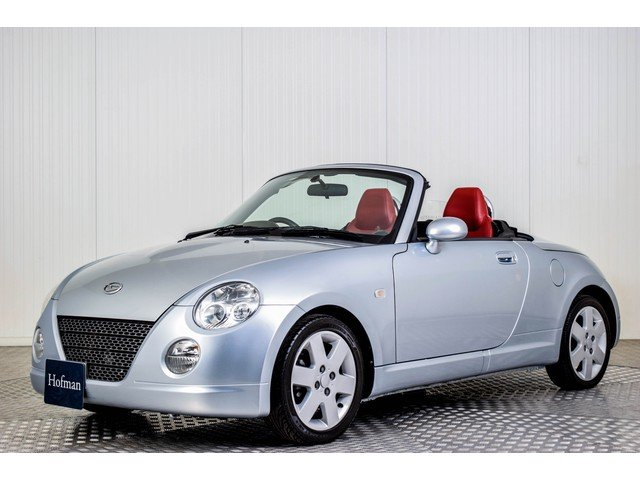 2003 Daihatsu Copen S Turbo For Sale (picture 1 of 6)