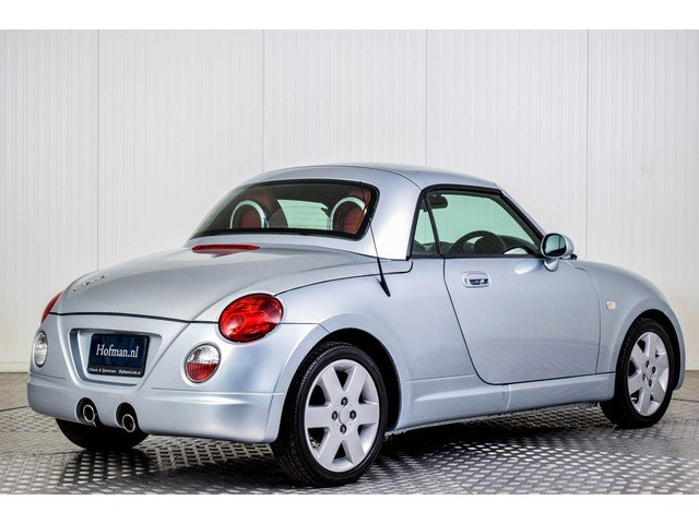 2003 Daihatsu Copen S Turbo For Sale (picture 2 of 6)