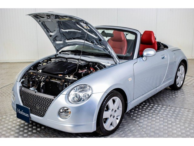 2003 Daihatsu Copen S Turbo For Sale (picture 5 of 6)