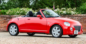 2004 DAIHATSU COPEN For Sale by Auction