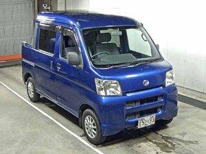 2006 Daihatsu Hijet Deck van 4 door Kei car pickup For Sale