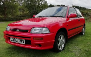 1993 Daihatsu Charade GSXi/GTi Extremely low mileage! For Sale