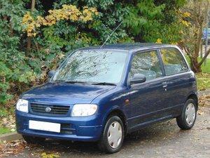 2003 Daihatsu Cuore EL.. 1 Owner.. Very Low Miles.. F/Daihatsu/H