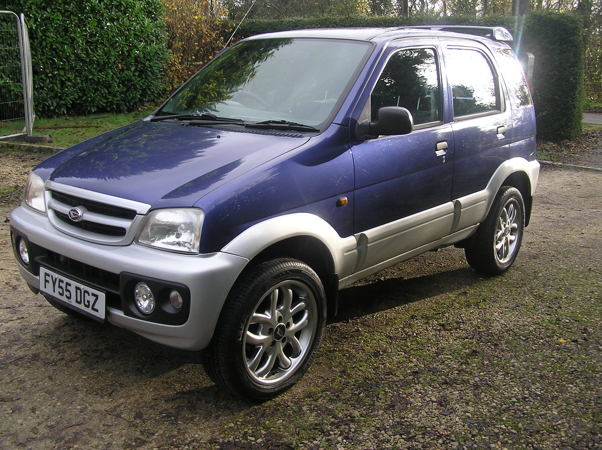 2005 Daihatsu Terios 1.3 Sport 5dr  For Sale (picture 1 of 6)