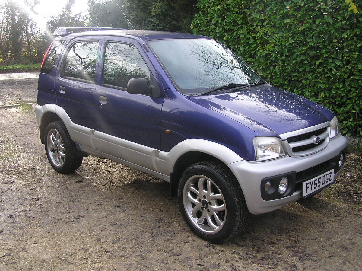 2005 Daihatsu Terios 1.3 Sport 5dr  For Sale (picture 4 of 6)