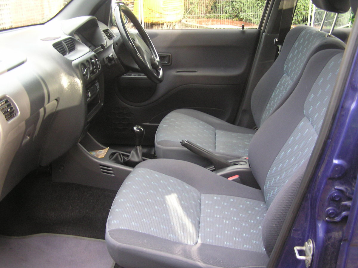 2005 Daihatsu Terios 1.3 Sport 5dr  For Sale (picture 5 of 6)